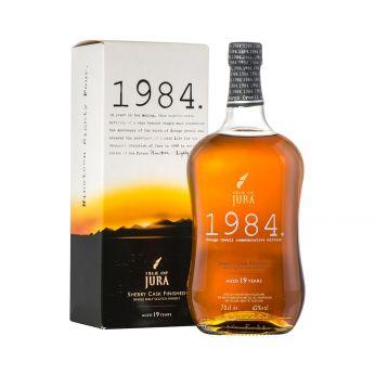 Isle of Jura 1984 19y George Orwell Commemorative Edition 70cl