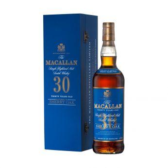 Macallan 30y Sherry Oak 70cl