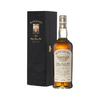 Bowmore 21y bot.1990s 70cl