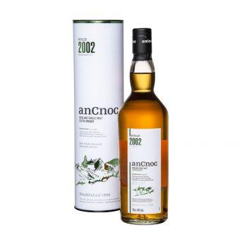 anCnoc 2002 Limited Edition Single Malt Scotch Whisky 70cl