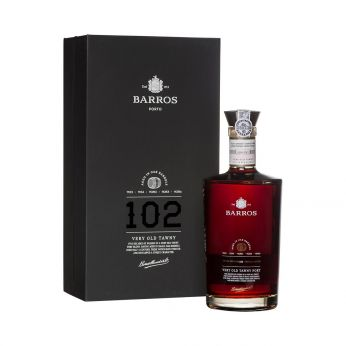 Barros 102 Very Old Tawny Port Special Blend No.2 75cl