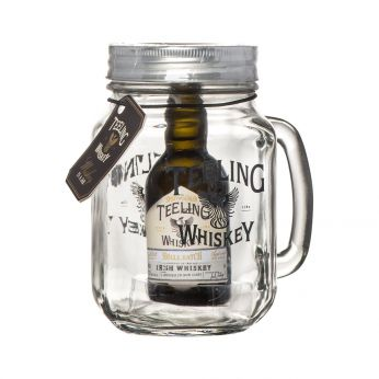 Teeling Whiskey in the Jar Small Batch Miniature in Glas 5cl