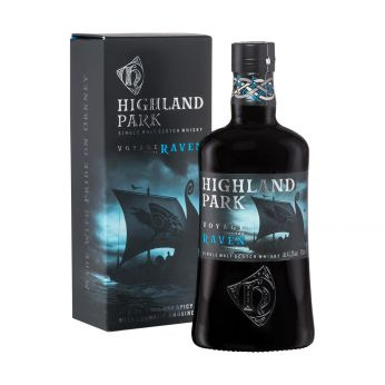 Highland Park Voyage of the Raven Single Malt Scotch Whisky 70cl