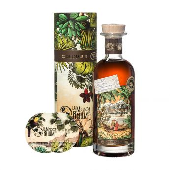 Coloma 2007 Rhum de Colombie La Maison du Rhum Batch#2 70cl