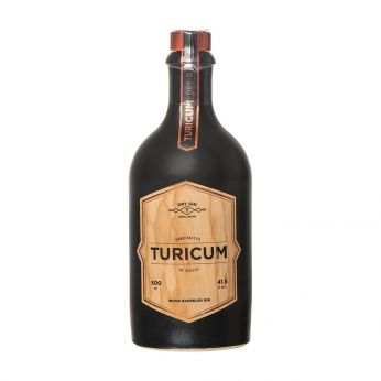 Turicum Wood Barreled Gin 50cl