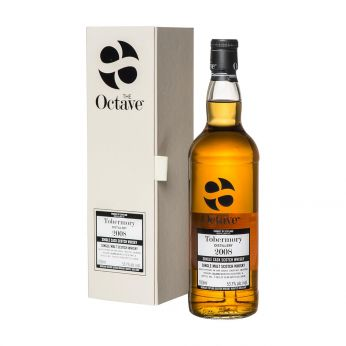 Tobermory 2008 9y Cask#1618794 Octave Collection Duncan Taylor 70cl