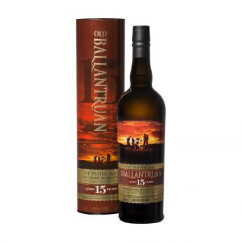 Old Ballantruan 15y The Peated Malt Single Malt Scotch Whisky 70cl