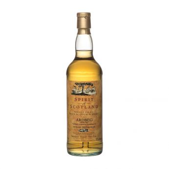 Ardbeg 1993 10y Cask#1084 Spirit of Scotland Speymalt Whisky Distributors 70cl