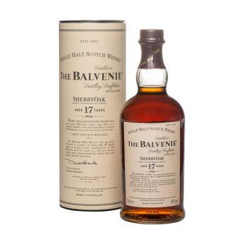 Balvenie 17y Sherry Oak First Release 2007 70cl
