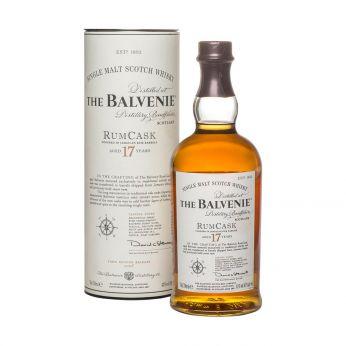 Balvenie 17y Rum Cask First Edition 2008 70cl