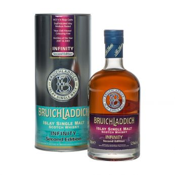 Bruichladdich Infinity Second Edition bot.2007 70cl