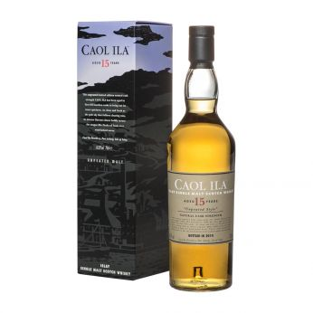 Caol Ila 15y Unpeated Style Special Release 2014 70cl