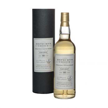 Glen Grant 2004 10y Hepburns Choice Langside Distillers 70cl