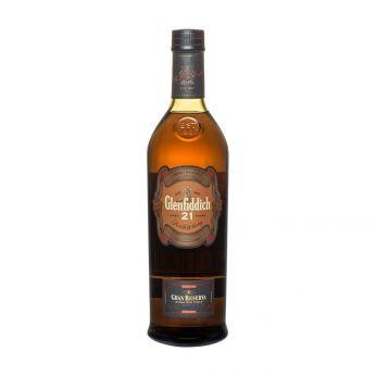 Glenfiddich 21y Gran Reserva Cuban Rum Cask Finish 70cl