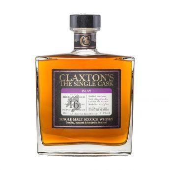 Bruichladdich 2002 16y Cask#1853-651 Claxton's 70cl