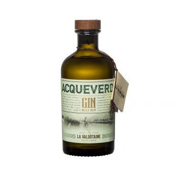 Acqueverdi Gin Delle Alpi La Valdotaine 70cl