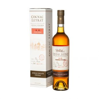 Abecassis Leyrat XO Hors d'Age Cognac 70cl