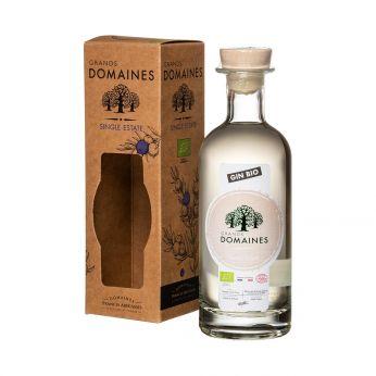Grands Domaines Single Estate BIO Gin 70cl