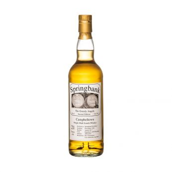 Springbank 1995 21y The Greedy Angels Second Edition 70cl