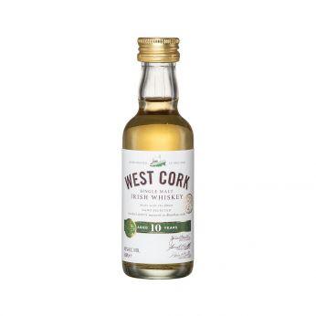 West Cork 10y Miniature 5cl