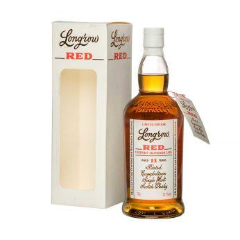 Longrow Red 11y Cabernet Sauvignon Cask Edition 2012 70cl