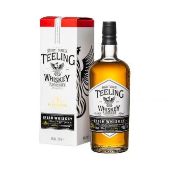 Teeling Plantation Rum Cask Small Batch Collaboration Blended Irish Whiskey 70cl