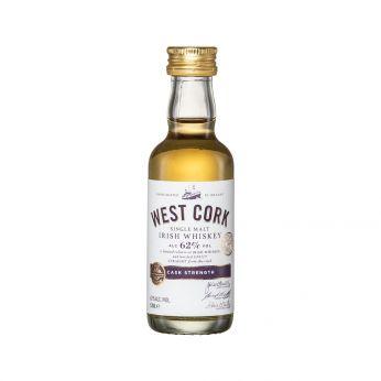 West Cork Cask Strength Miniature 5cl
