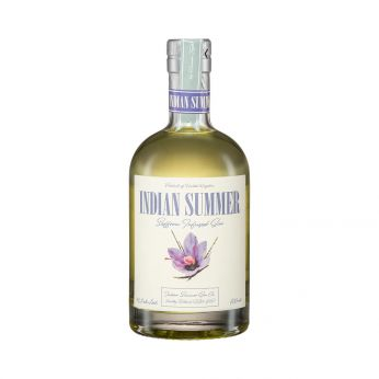 Indian Summer Saffron Infused Gin 70cl