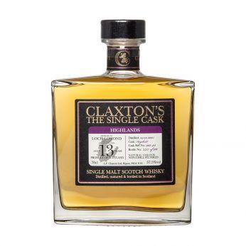 Loch Lomond 2005 13y Cask#1962-413 Claxton's 70cl