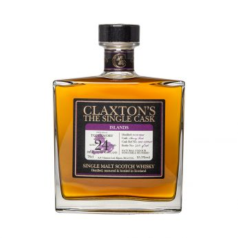Tobermory 1994 24y Cask#1963-688048 Claxton's 70cl