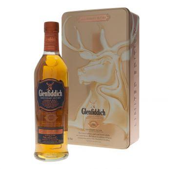 Glenfiddich 125th Anniversary Single Malt Scotch Whisky 70cl