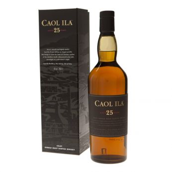 Caol Ila 25y Islay Single Malt Scotch Whisky 70cl