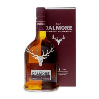 Dalmore 12y Single Malt Scotch Whisky 70cl