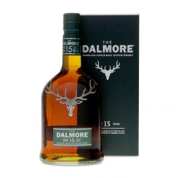Dalmore 15y Single Malt Scotch Whisky 70cl