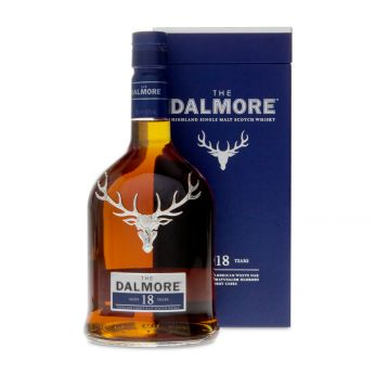 Dalmore 18y Single Malt Scotch Whisky 70cl