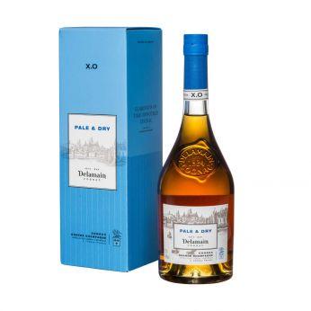 Delamain XO Pale & Dry Cognac Grande Champagne 70cl