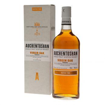 Auchentoshan Virgin Oak Batch Two Single Malt Scotch Whisky 70cl