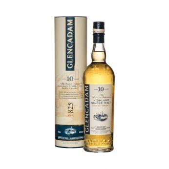 Glencadam 10y The Rather Delicate Single Malt Scotch Whisky 70cl