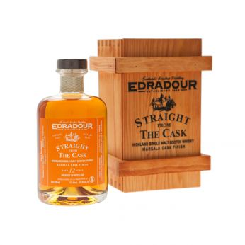 Edradour 2002 12y Marsala Finish Straight from the Cask 50cl