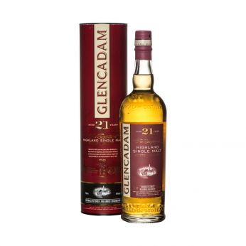 Glencadam 21y The Exceptional Single Malt Scotch Whisky 70cl