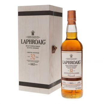 Laphroaig 32y 2015 Release 70cl