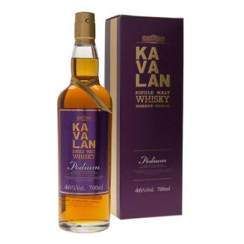 Kavalan Podium Single Malt Taiwanese Whisky 70cl
