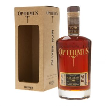 Opthimus Rum 25y Malt Whisky Cask Finish 70cl