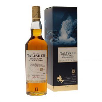 Talisker 18y Single Malt Scotch Whisky 70cl