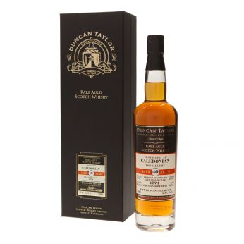 Caledonian 1974 40y Cask#23630 Rare Auld Collection Duncan Taylor 70cl