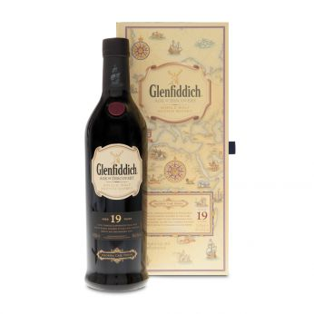 Glenfiddich 19y Madeira Cask Finish Age of Discovery 70cl