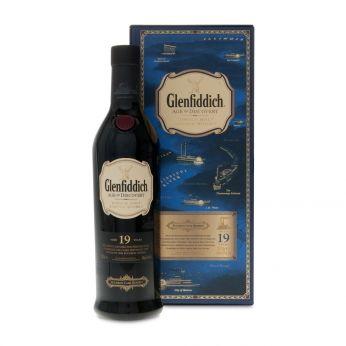 Glenfiddich 19y Bourbon Cask Reserve Age of Discovery 70cl