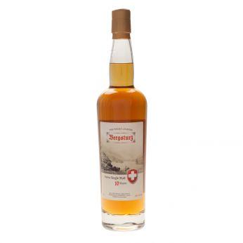 Bergsturz 10y The Whisky Legends Single Malt Swiss Whisky 70cl