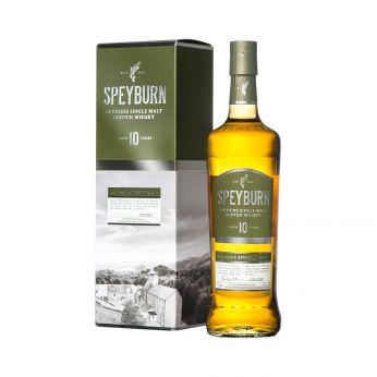 Speyburn 10y Single Malt Scotch Whisky 70cl