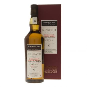 Glenkinchie 1992 The Managers' Choice Cask#502 70cl